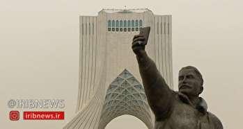 برجی به بلندای آزادی در گذر زمان