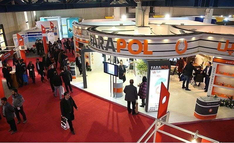 افتتاح نوزدهمین نمایشگاه بینالمللی صنعت رنگ و رزین