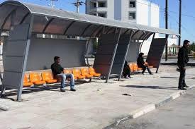 ایستگاه اتوبوس شهر یزد مجهز به وای فای می شود