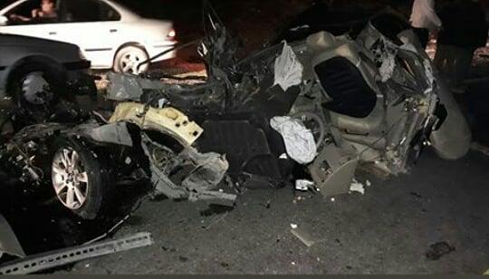 چهار کشته در تصادف جنوب فارس