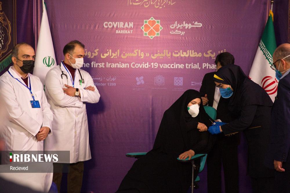 ۳ واکسن کرونای ساخت ایران در مرحله آزمایش انسانی