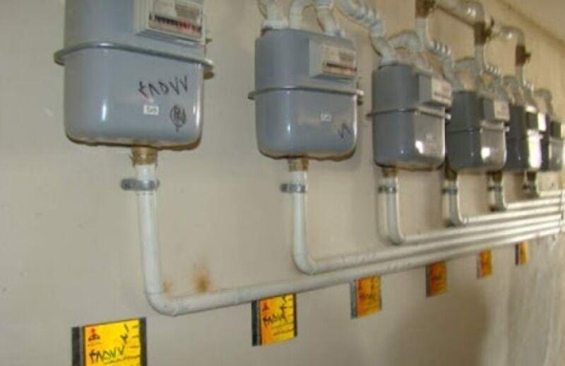 گاز بهای رایگان برای مشترکان کم مصرف