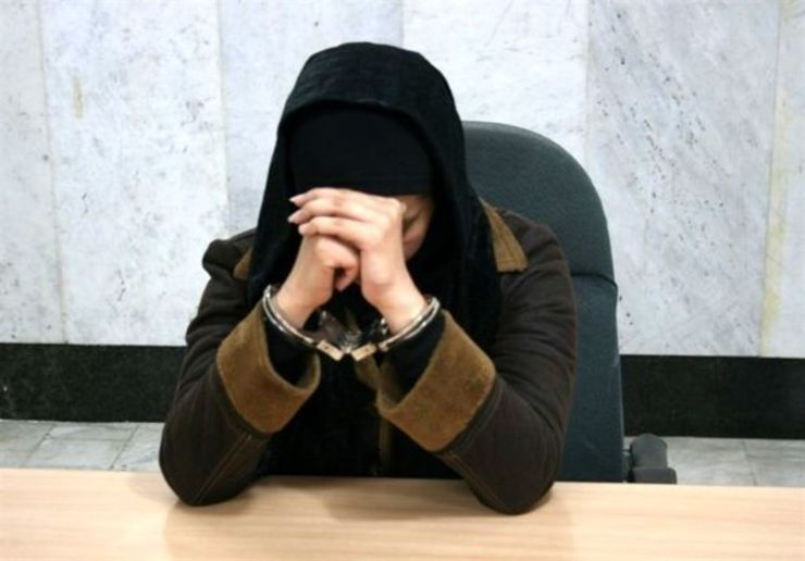 زن زورگیر مسافر نما، دستگیر شد