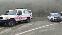 نجات ۹۳ حادثه دیده از خطر مرگ