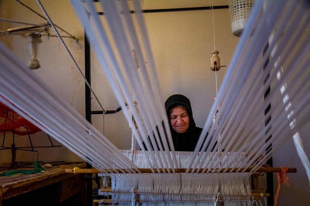 راه اندازی مرکز آفرینش صنایع دستی در روستای جهانی خراشاد