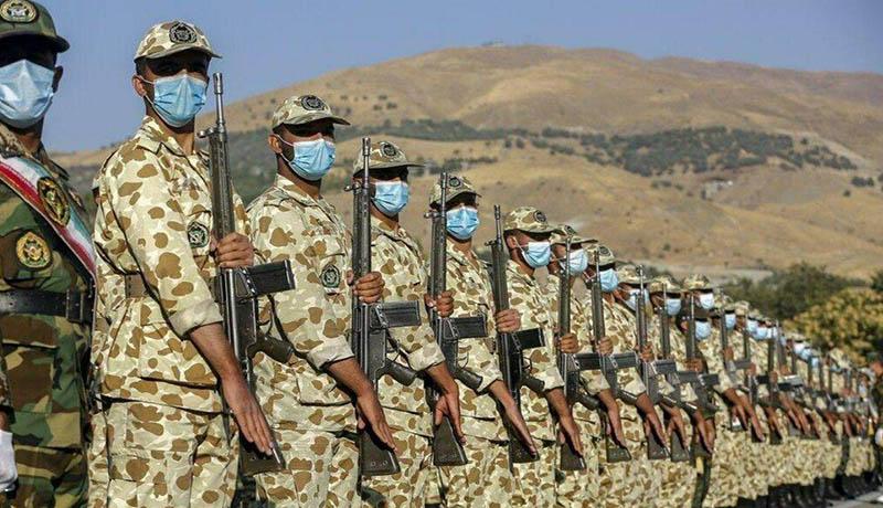 بخشش اضافه خدمت سربازان غایب