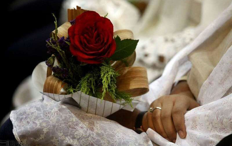 ازدواج آسان به لطف کرونا