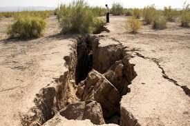 تهدید پدیده فرو نشست زمین در 3 شهرستان آذربایجان غربی