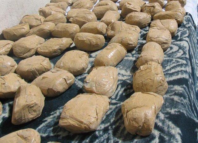 کشف بیش از 200 کیلوگرم موادمخدر در شیراز