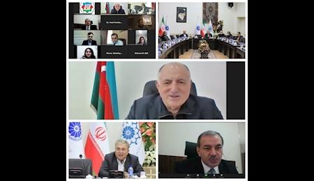 وبینار نمایندگان بخش های خصوصی ایران و جمهوری آذربایجان