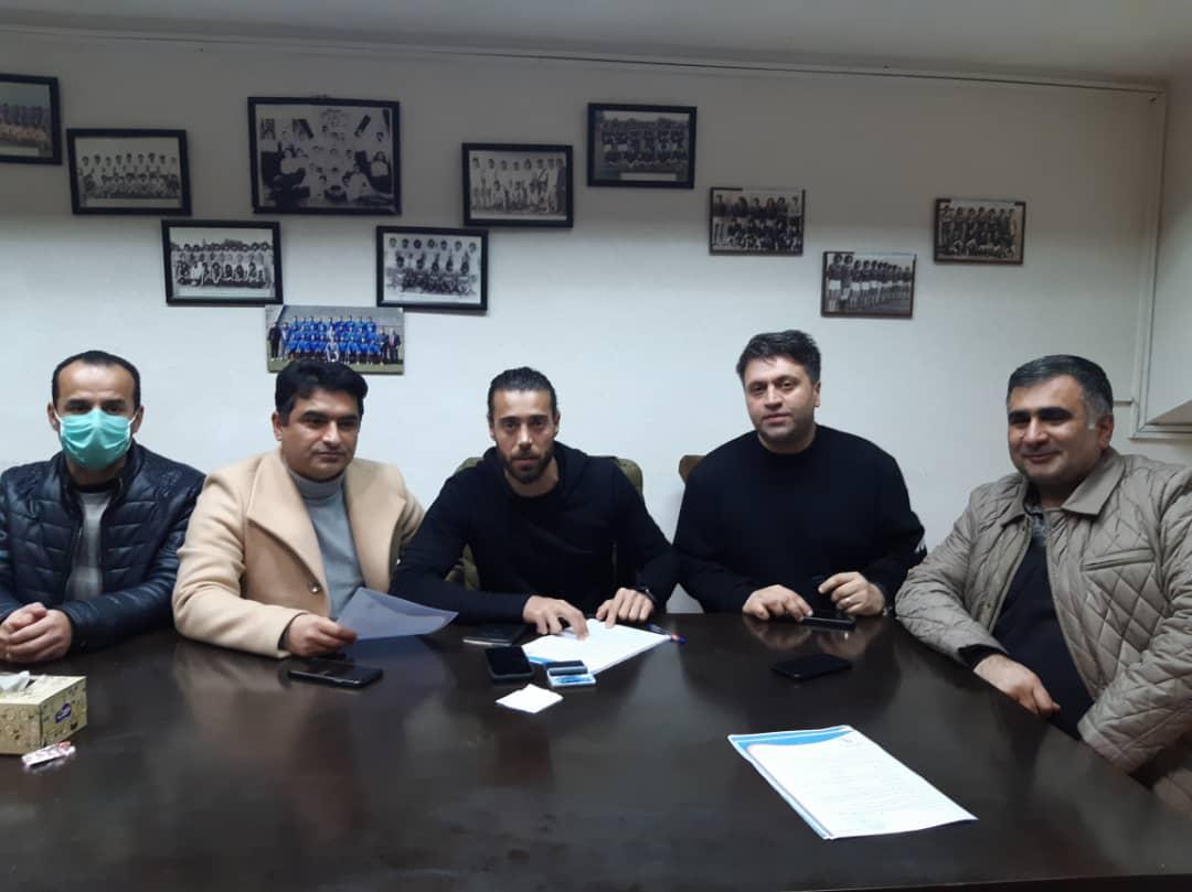 ملی پوش اسبق تیم ملی در شهرداری آستارا