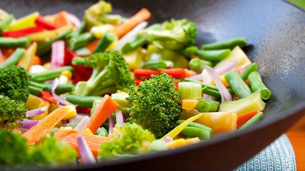 گیاهخواری راه درمان کبد چرب