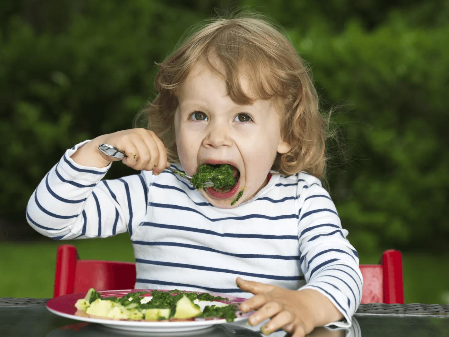 افزایش تمرکز کودک با ۵ ماده غذایی