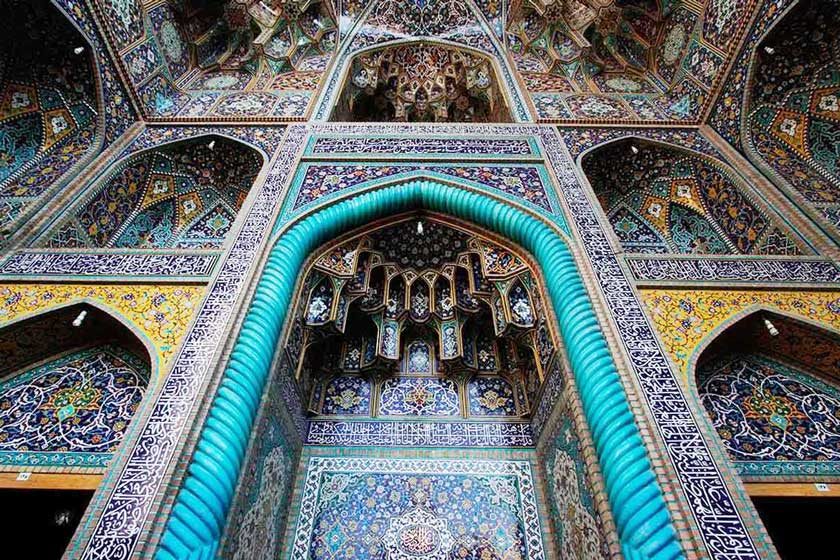 شاهکار معماری ایرانی اسلامی