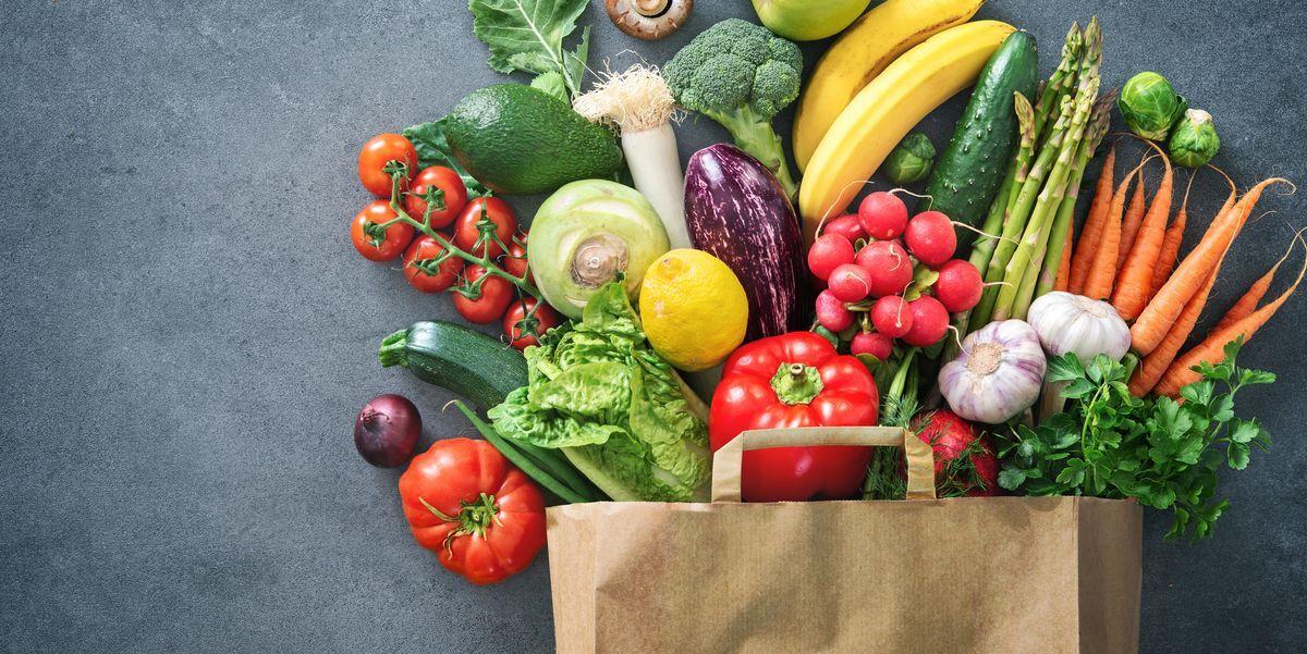 بایدهای غذایی افراد ۴۵ سال به بالا