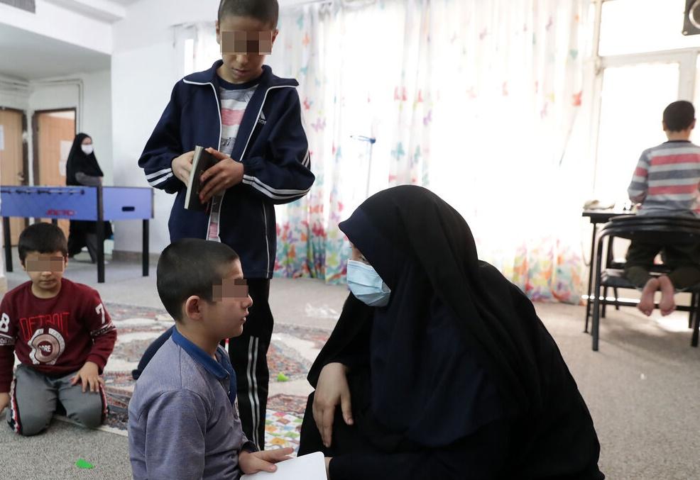 اجتماعی/ هزینه کرد 3 میلیاردی برای بهسازی و تجهیز مرکز نگهداری کودکان کار صدف با محوریت اتباع غیر ایرانی