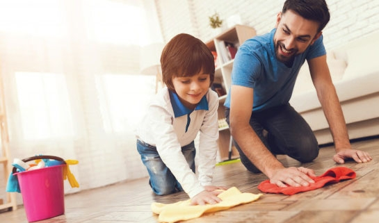 به کودکان در هر سنی، چه مسئولیت هایی بدهیم؟