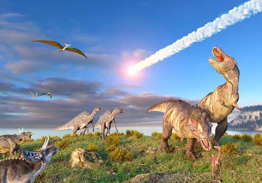 سبک خواستگاری دایناسورها چگونه بود؟