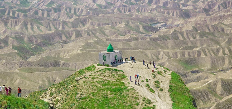 زیارتگاه خالد نبی کجاست؟