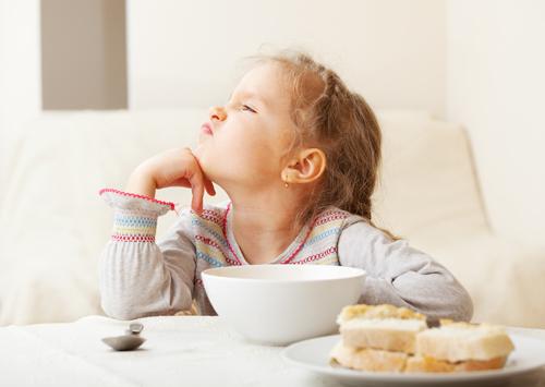 کودکتان غذا نمیخورد؟ راه حل چیست؟!
