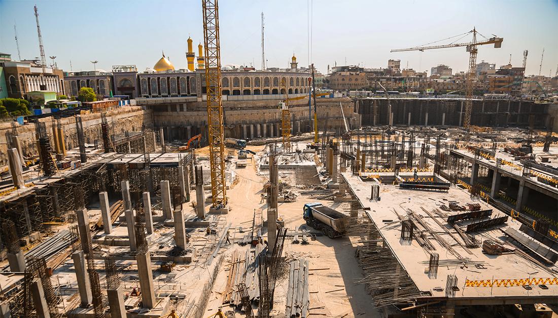 خوزستان معین ساخت صحن عقیله بنی هاشم در کربلا