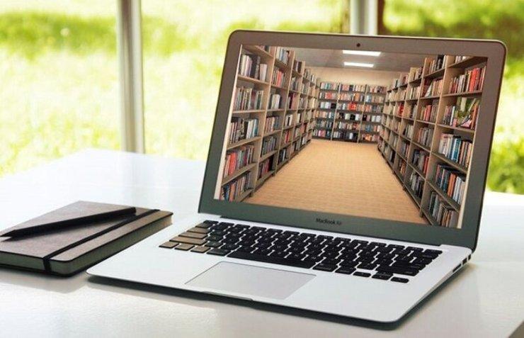 فروش نیم میلیون کتاب در نمایشگاه مجازی کتاب