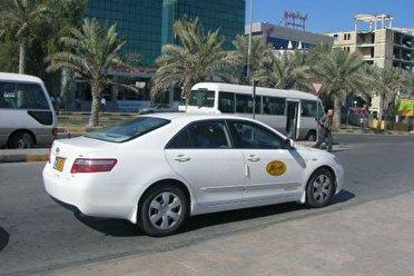 رانندگان تاکسی پیشرو در رعایت دستورالعملهای بهداشتی