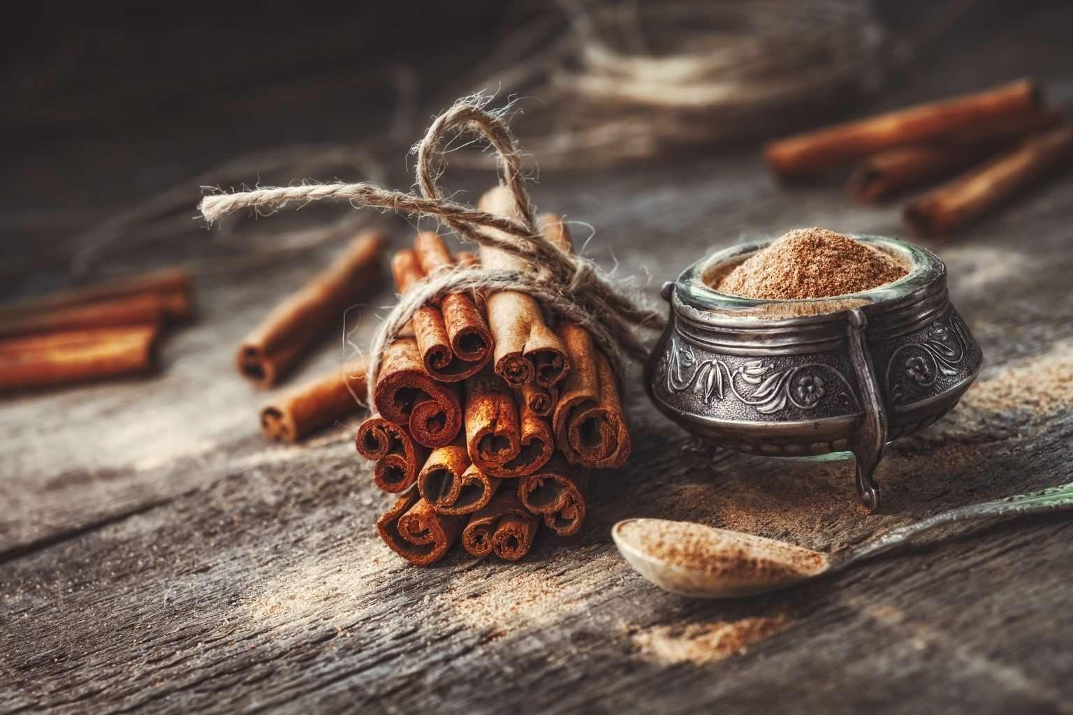 دارچین، ادویهای زمستانه!
