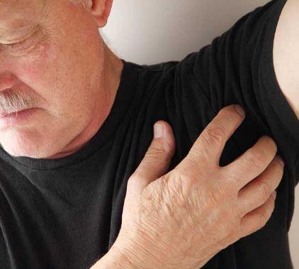 درد زیر بغل نشانه چیست؟