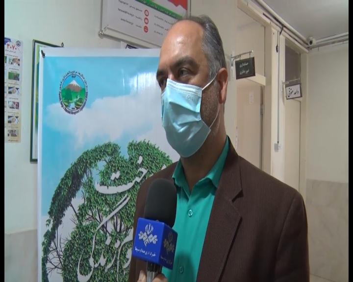 آزادسازی هفت هزار متر مربع از زمین های ملی در اردستان