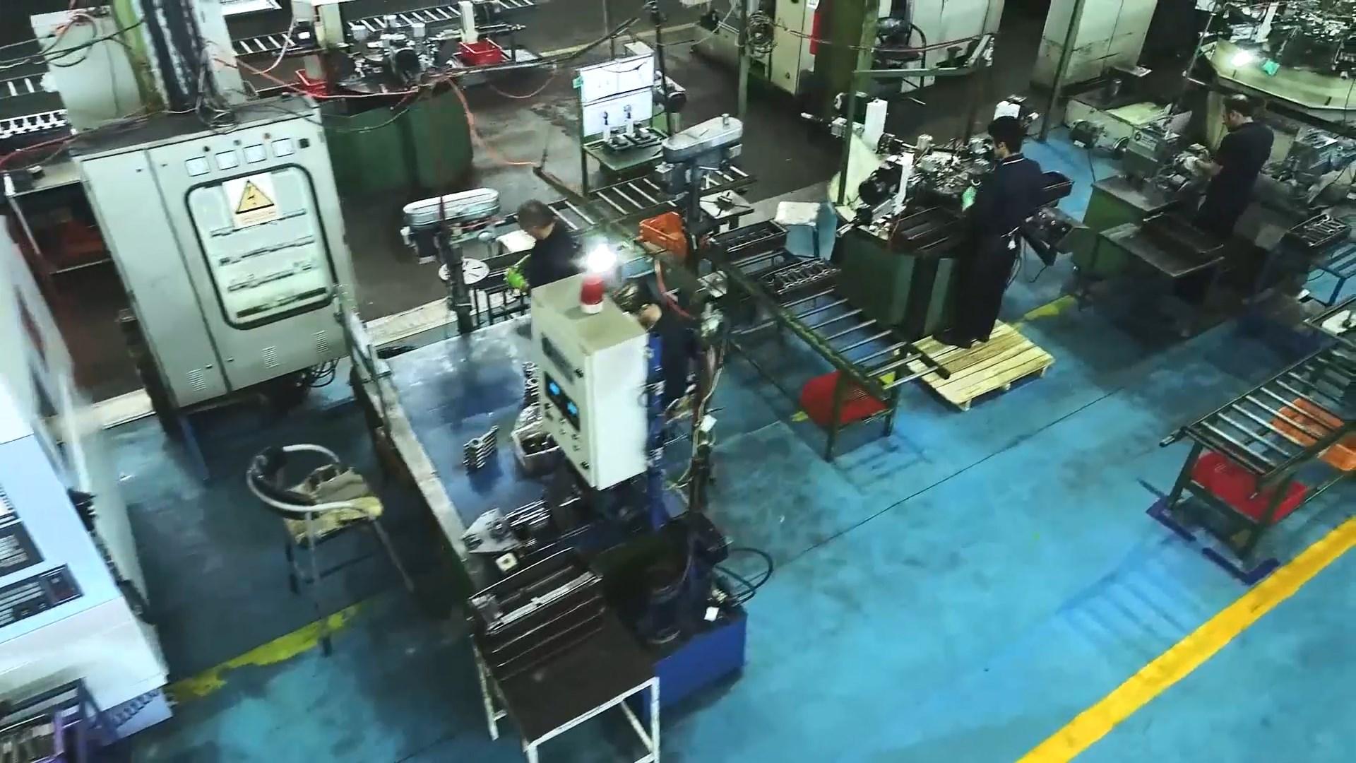 بهار تولید در بزرگترین تولید کننده شاتون کشور ارمغان تحریم ها