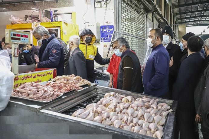 کشتار مرغ در آذربایجانشرقی به یک سوم کاهش یافته است