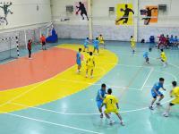 نتایج اولین روز مسابقات هندبال نوجوانان پسر کشور در اصفهان