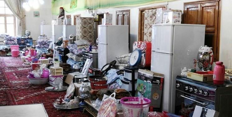 اهدای ۷۵۳ کمک هزینه ازدواج به زوجین بی بضاعت