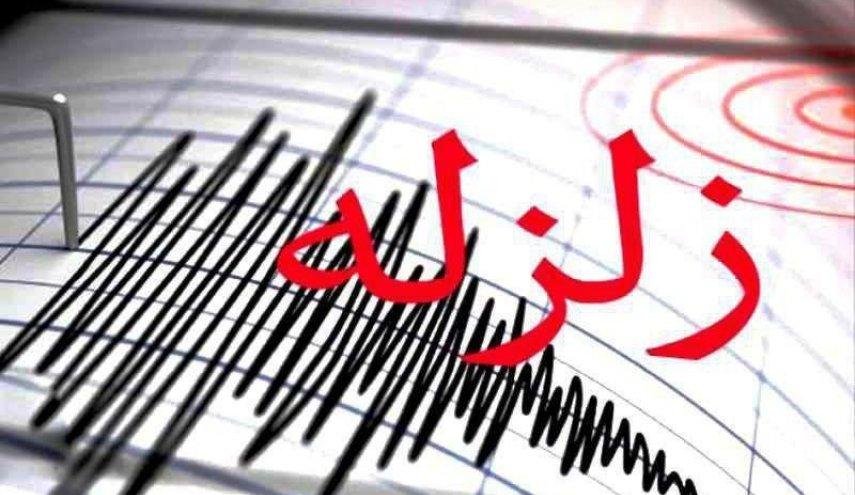 زلزله خفیف گرمه