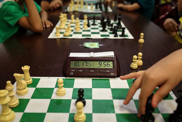 ورزشی/ حضور دو شطرنج باز خراسانی در نخستین دوره مسابقات برخط شطرنج دانشجویان آسیا در بخش پسران / مرصاد خداشناس خوش درخشید