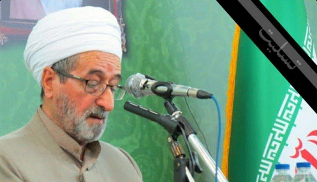 امام جمعه اهل سنت کامیاران دارفانی را وداع گفت