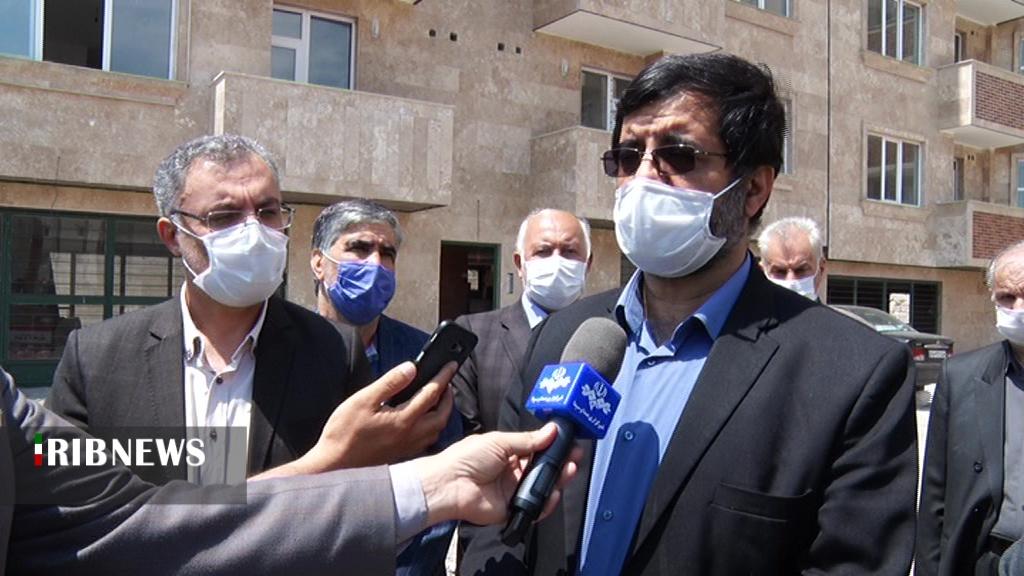 زمین رایگان در اختیار سازندگان مسکن ملی در اردبیل