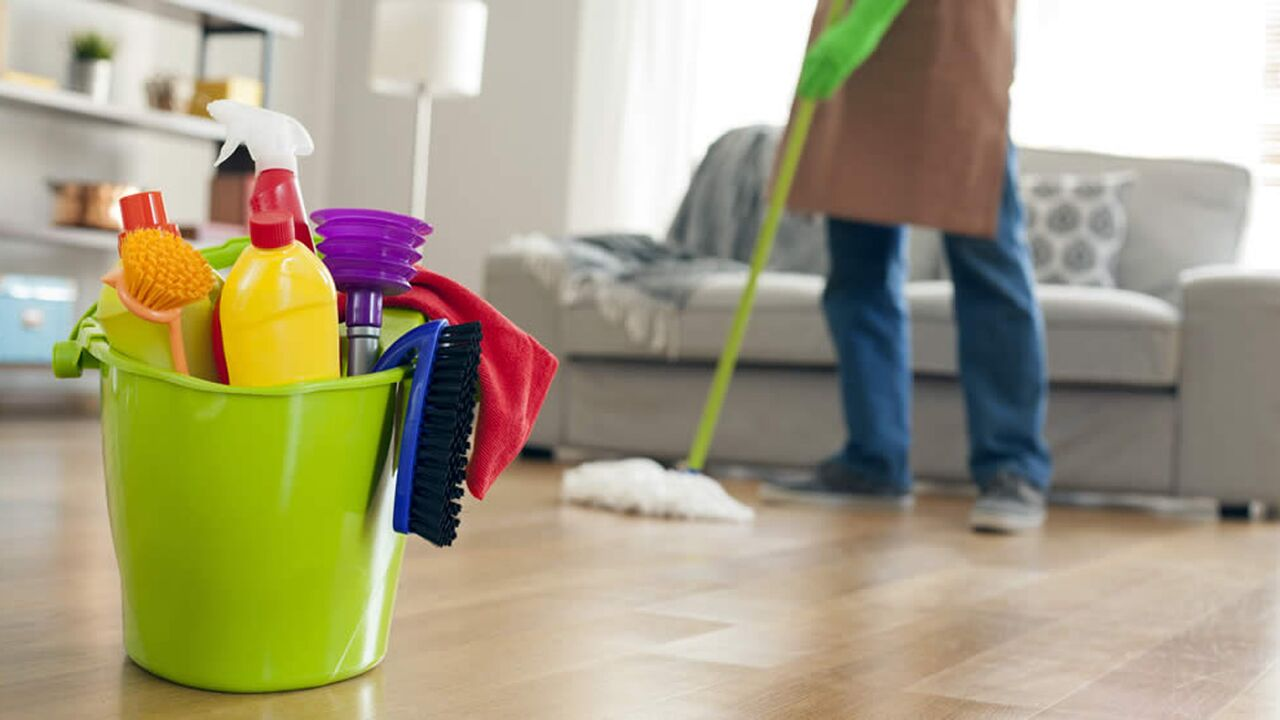 منازل خود را چگونه نظافت کنیم؟