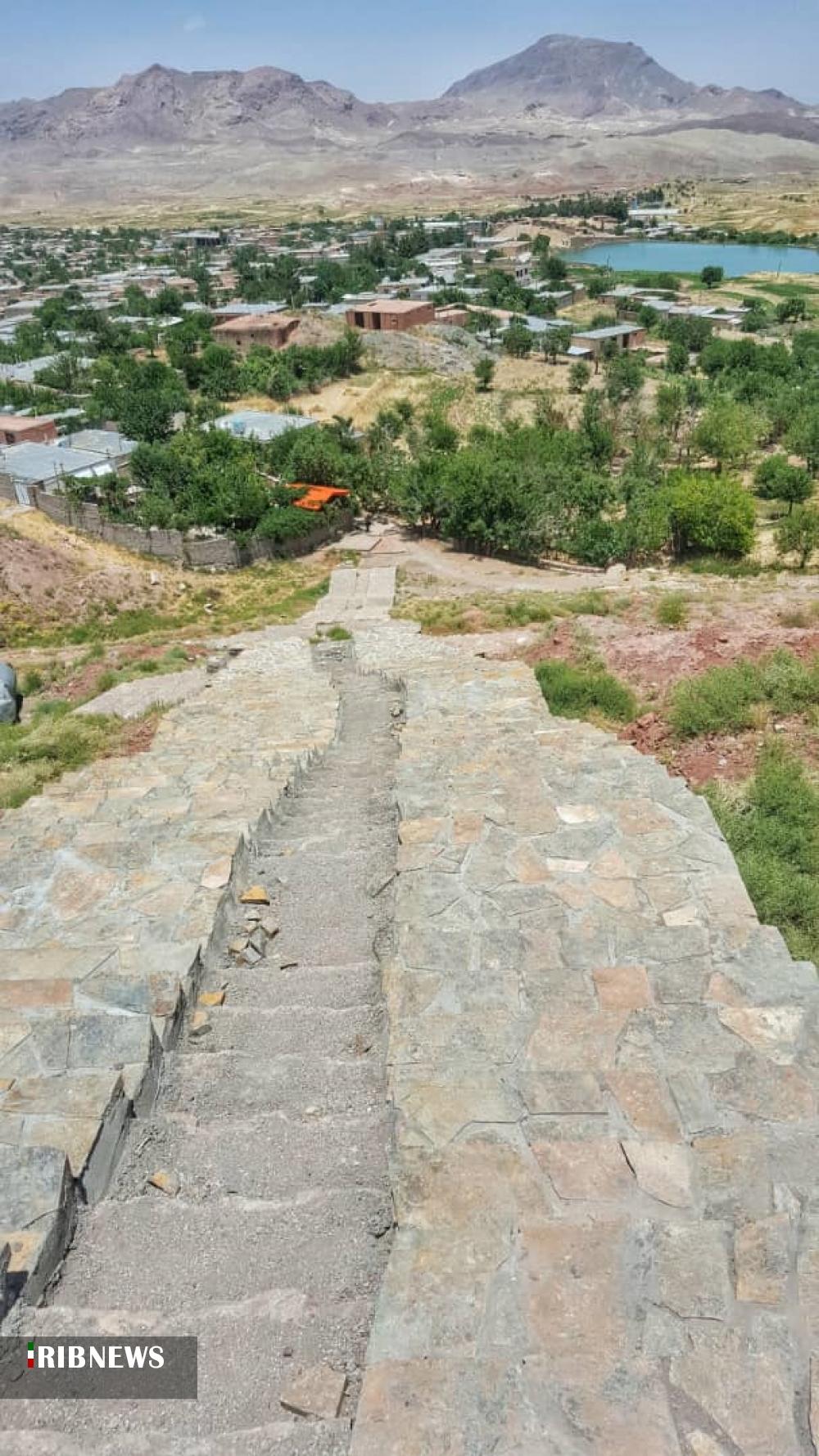 اتمام عملیات اجرایی طرح گردشگری روستای بیهود قاین