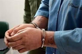 دستگیری سارق ۸۴ لاستیک و رینگ کامیون در