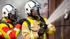 ۱۸ عملیات آتش نشانی اهواز در یک شبانه روز