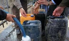 توزیع سوخت میان روستائیان خوزستانی