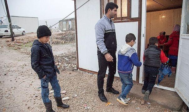 رعایت فاصله گذاری در سال تحصیلی جدید مدارس عشایری خوزستان