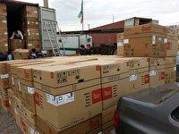 کشف 12 میلیارد ریال لوازم خانگی قاچاق در مرکز تهران