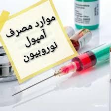 موارد مصرف آمپول نوروبیون چیست؟