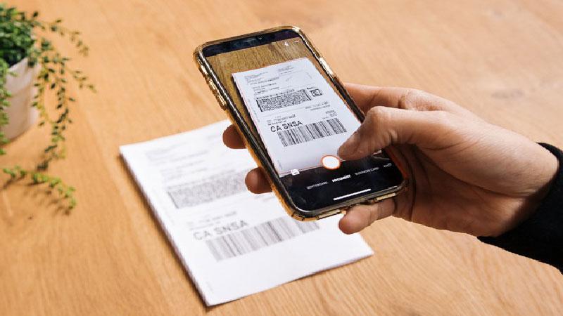 روشهای اسکن کردن اسناد با موبایل