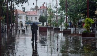 بازگشت باران به گیلان