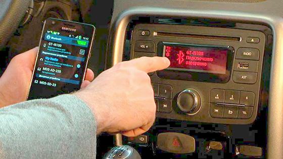 ترفند وصل کردن گوشی به ضبط ماشین