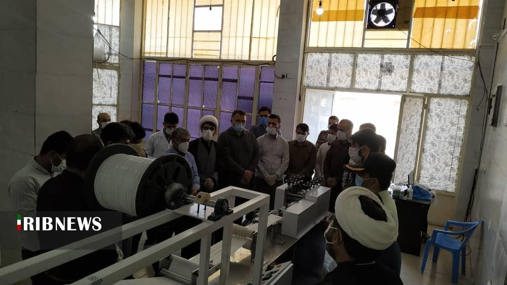 افتتاح طرح تولیدی اشتغالزا در لالی